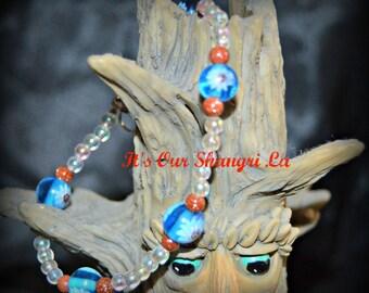 Bracelets ~ Flower Power Beaded Bracelet