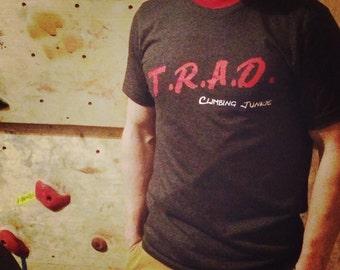 T.R.A.D. Climbing shirt
