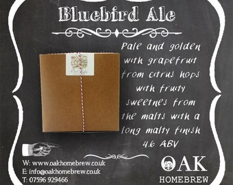Bluebird Beer Kit