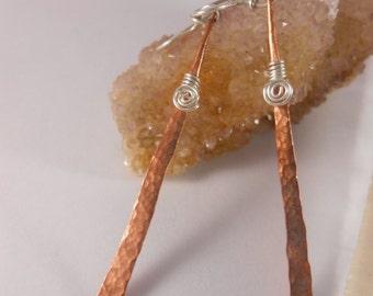 Copper, Bronze & Brass Earrings