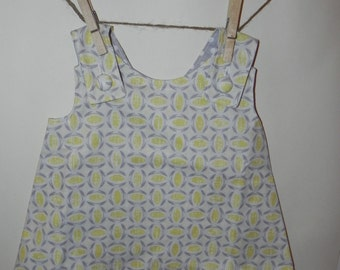 Baby Pinafore Dress (0-3 months/1yr old)