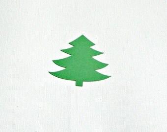 Evergreen Die Cut Etsy