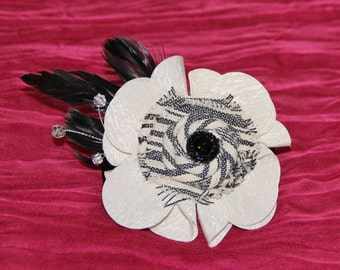 Fascinator Barrette