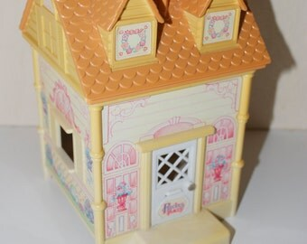 Fisher Price Precious Places Yellow House 1988