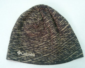 Vintage Columbia Beanie Snowcap Hat