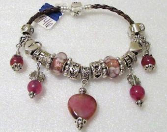 746 - CLEARANCE - Heart's Desire Bracelet