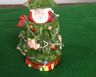 Ebeling and Reuss Christmas Tree Music Box
