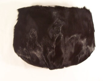 Vintage Fur Muff Purse    S583