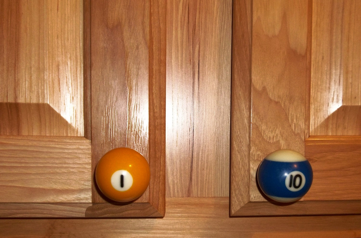 Handcrafted 1 1 2 Inch Pool Ball Cabinet Drawer And Cabinet