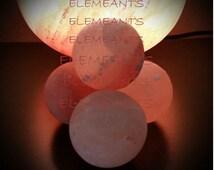 Himalayan Salt Stone for Massage Deodorant or Exfoliation