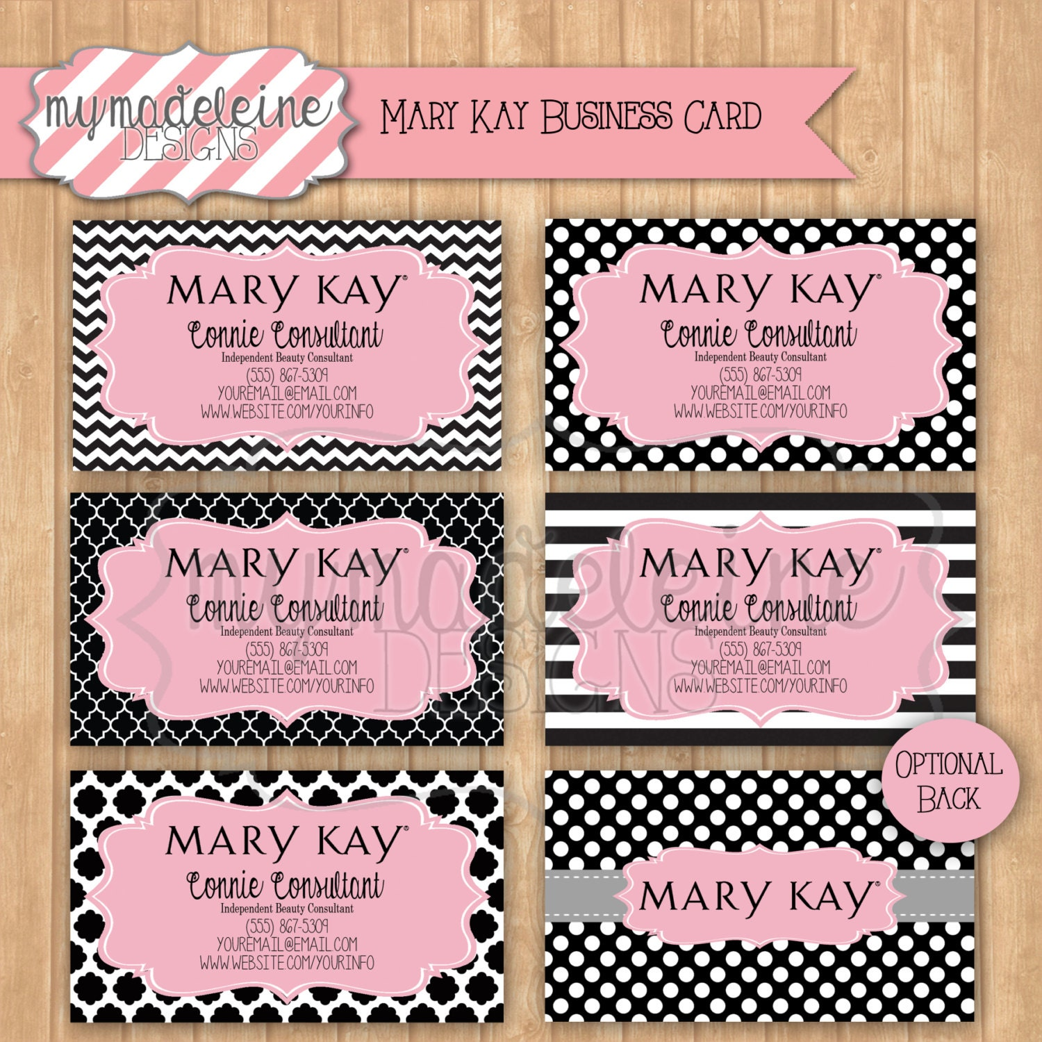 Best Mary Kay Business Cards Business Cards