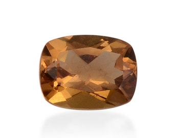 Alexite Autumn Synthetic Color Change Gemstone Cushion Cut 1A Quality 9x7mm TGW 1.95 cts.