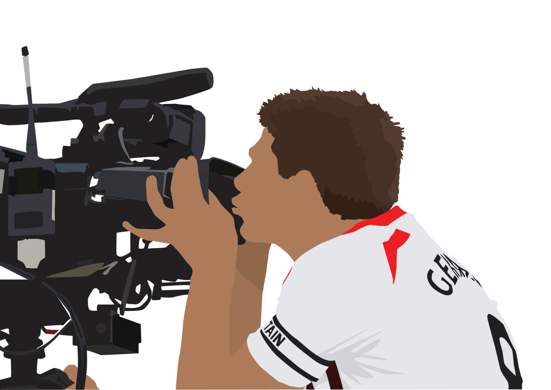 Design your own t shirt liverpool - Steven Gerrard Kissing The Camera Vs Man United A3 Poster 297mmx420mm Liverpool Lfc Print Football Soccer Liverpool Fc Premiership