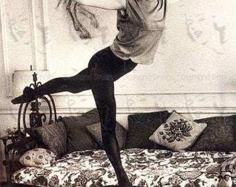COOL RARE Edie Sedgwick x Vogue Magazine - Photo Picture Art Print