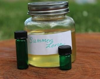 Scented Oil - Summer Lovin