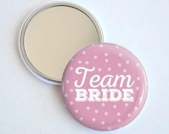 Bridal Shower Favors - Bridal Shower Pocket Mirrors