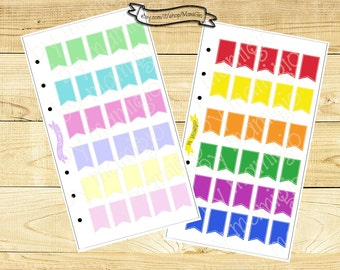 Bunting Stickers