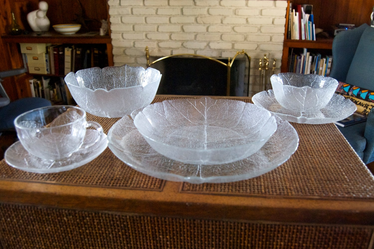 Arcoroc Aspen 8-1/8\  Oval Platter Tempered glass Made in France. Beautiful. : arcoroc aspen dinnerware - pezcame.com
