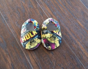 Iron Man Baby Shoes 3 6 months by EverythingElva on Etsy