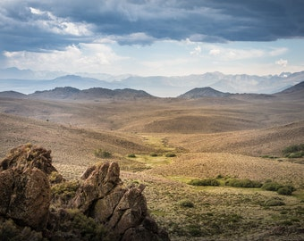 Sierra Nevadas, Fine Art Photography by Pitts Photography