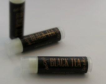 Black Tea Lip Balm