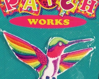 Lisa Frank Dashley patch