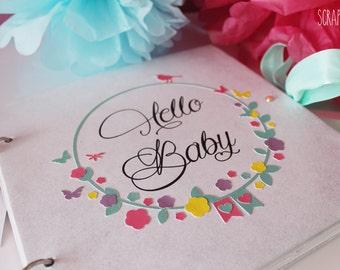 Hello Baby Photoalbum