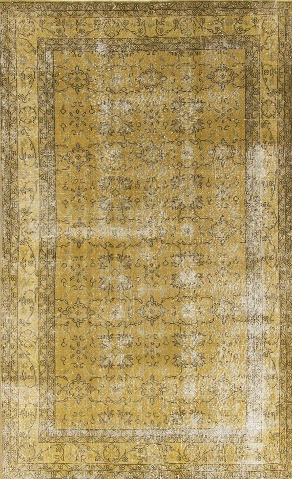 8 4 ft x 5 3 ft 255 cm x 162 cm distressed rug by for 162 cm to feet