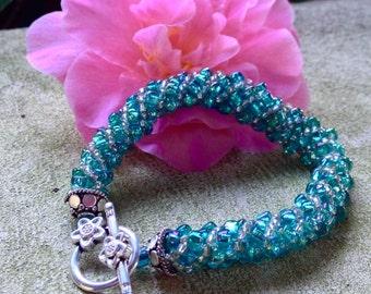 Russian Spiral Bracelet
