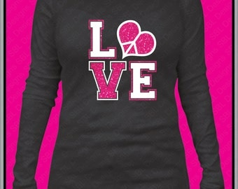 Love Squared Peace Shirts for Women
