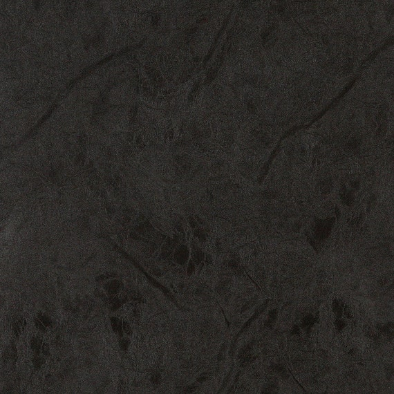 Chocolate brown decorative brushed metal look by kovihomedecor - Fabric that looks like metal ...