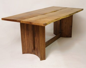 dining table by Cadman Furniture