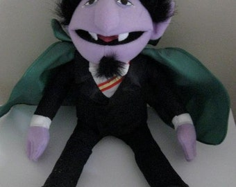 Count Dracula Muppet Plush-15 inches