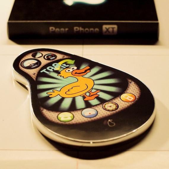 Purple GX Pear Phone Carly Nostalgic Sticker Victorious | Etsy