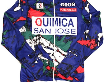 90's Biemme cycle jersey  made in Italy
