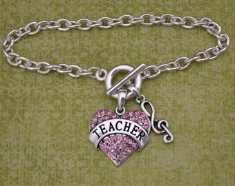 Music Teacher Bracelet