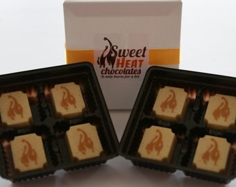 Habanero Pepper White Chocolate 8pc