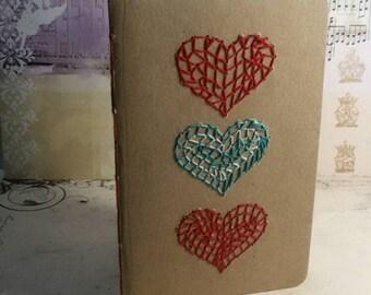 Notebook 3corazones
