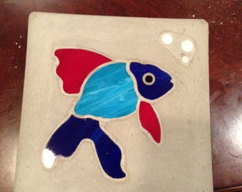 Fish stepping stone