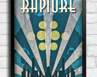 BioShock Art Deco Style Art