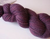 "OxfordKitchenYarns 100% British Bluefaced Leicester ""Pansy"" Aran or Worsted Yarn"