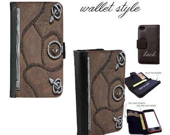 Hocus Pocus Spell book wallet folio case foriphone and galaxy smartphones - Leather wallet - 4 4s 5 5s 5c 6 6s plus S3 S4 S5 Note 3 4 5