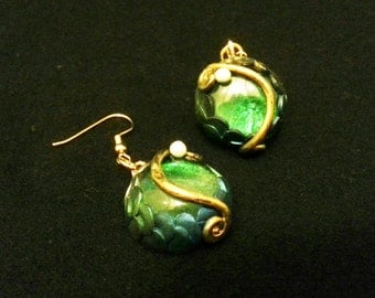 Mermaid Jewelry - Earrings