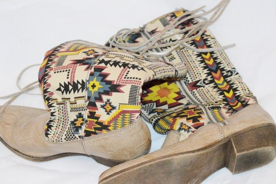 Popular Child Native American Boots