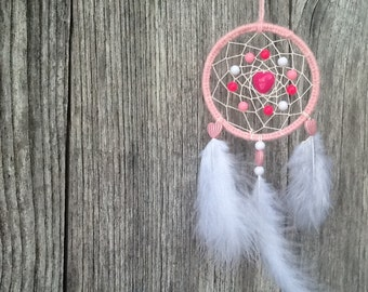 Dream catchers made hand 7 cm diameter or 2.7-inch