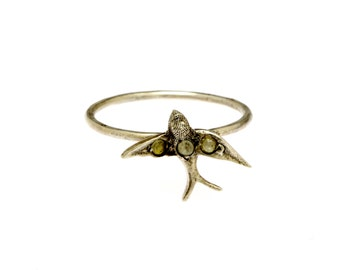 Sweet Swallow Ring