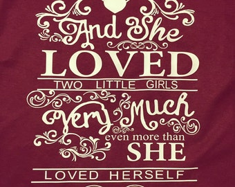 And she loved!
