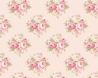 Tilda Apple Bloom Lizzie Pink (Half metre)