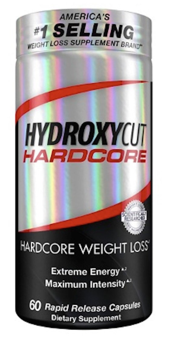 Weight loss supplements hydroxycut gummies