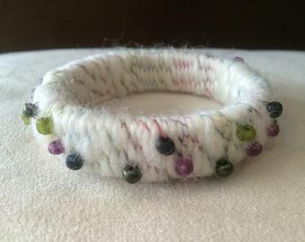 fiber bracelet.